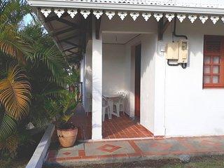 T3 60m² pour vacances au Sud de la Martinique