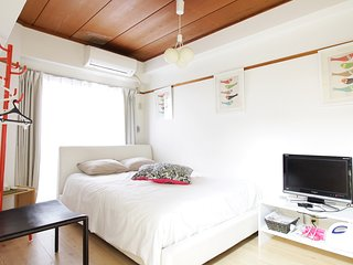 2BEDROOMS with 1DINNING APT /CENTRAL SHIBUYA 7MIN WALK