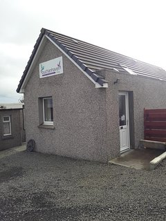 Buchanhaven is a dementia friendly cottage and also caters for people with disabilities