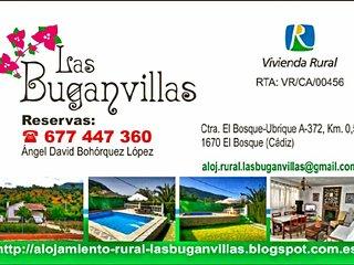 Alojamiento Rural Las Buganvillas