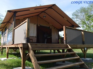 Lodge Safari Victoria 30 m2 (sans sanitaire)
