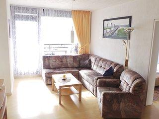Ferienwohnung | DIREKT AN DER OSTSEE | im Ostsee-Residenz Damp
