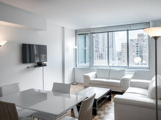 15E-LUXURIOUS 65TH ST 1BR WITH DOORMAN
