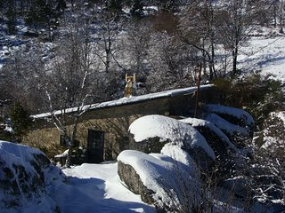 River house on the montain - Serra da Estrela