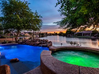Ocotillo Lakefront Estate