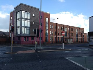 The Sorting Office Belfast
