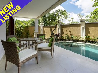 Newly built 3 Bedroom Villa near Watersport & Nusa Dua;