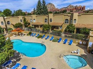 Sedona Springs Resort-- a jewel in the wonderland