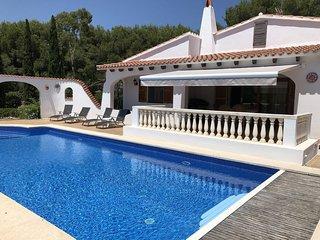 Chalet para 6 personas con piscina privada