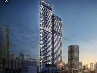 Luxury Condo Ashton in the centre of City Nearby most of you need!