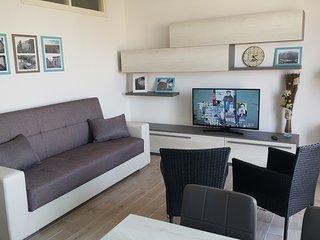 Alghero appartamento fronte porto turistico