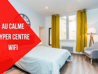 Nice studio in Castres & Wifi