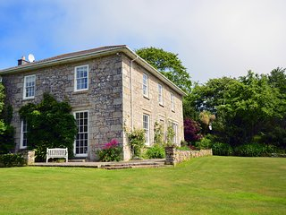 The Old Vicarage, Sleep 12 ,  Near St Ives, Cornwall