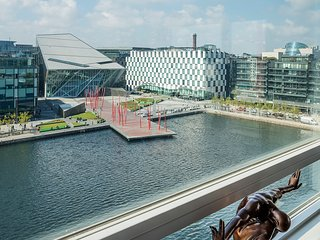 GRAND CANAL DOCK VIEWS-MODERN 2BR-2BA APT