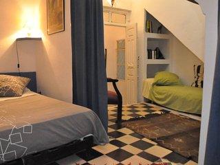 Appartement Typique Casbah Tanger Lieu Historique