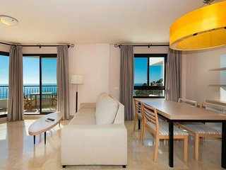 front seaview, 1 bedroom in Torrox