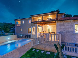 Villa Coridigo - holiday vacation house in Central Istria