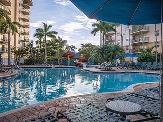 Wyndham Palm Aire Resort, Areca Building, 2 Bedroom Deluxe, Sleeps 8, 1310 sqft