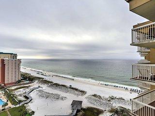 NEW! Beachfront Destin Condo w/Ocean View Terrace!
