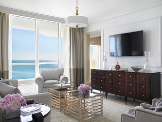 Deluxe Two Bedroom Oceanfront Suite