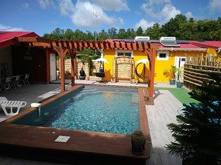 VILLA T5 WOUAOU · Villa T5 piscine-jacuzzi à la campagne