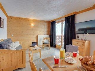 Appartement spacieux pres des telecabines | Paradis des skieurs!