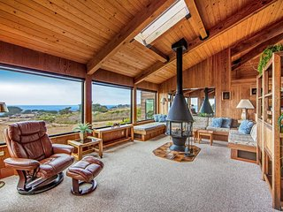 NEW LISTING! Stunning home w/ ocean view, multiple decks, shared pool & more!