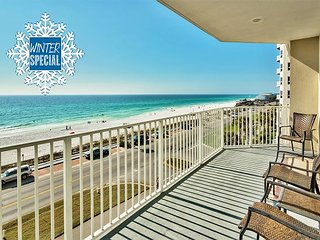 **2018 DISC**GULF VIEW DLX Condo *Resort Heated Pool/Hotub Gym+FREE VIP Perks