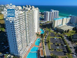 **2018 DISC** Remodeled GULF VIEW Condo * Resort, Pool, Spa + FREE VIP Perks!