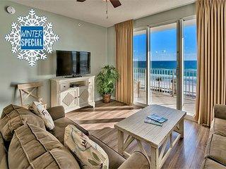 JAN OPEN! ~BEACH VIEW~ DLX Condo *Resort Heated Pool~Hotub~Gym+FREE VIP Perks