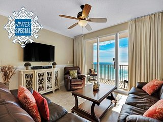 1/2-1/15 OPEN! ~BEACH VIEW~ Condo *Resort! Heated Pool/HotTub +FREE VIP Perks