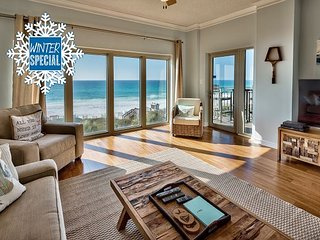 **2018 DISC**BEACH FRONT Updated Condo *Resort Pool/Hotub Spa +FREE VIP Perks