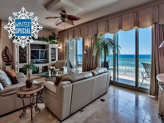 **2018 DISC** GULF VIEW Luxury Beach Condo *Resort Pool/Hotub +FREE VIP Perks