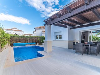Villa with three bedrooms and Private Pool - La Torre Golf Resort DA Murciavacat