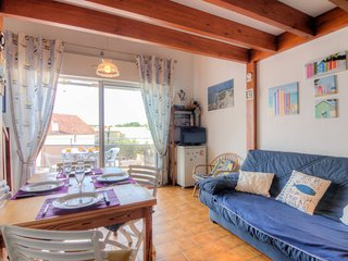 1 bedroom Apartment in Saint-Palais-sur-Mer, Nouvelle-Aquitaine, France : ref 52