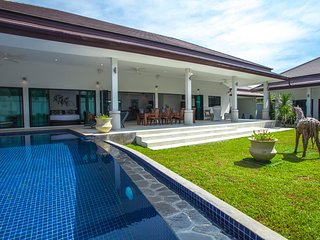 2 Bedrooms Private Pool Villa - Celine