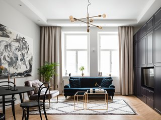 Elegant Modern Studio in the Centre of Helsinki