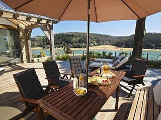 WOODWELL, luxury seaside property, Salcombe, stunning sea views, sun terrace, ga