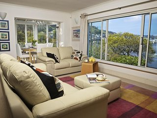 1 Galions Quay, Superb water views, close to town, 1 half of detached riverside