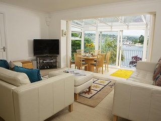 2 GALIONS QUAY, stunning views, balcony, baby friendly, one parking space, WIFI.