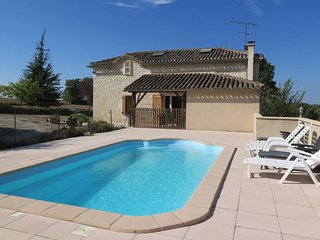 3 bedroom Villa in Sainte-Alauzie, Occitania, France - 5684363