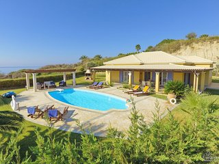 3 bedroom Villa in Kleísmata, Ionian Islands, Greece : ref 5683629