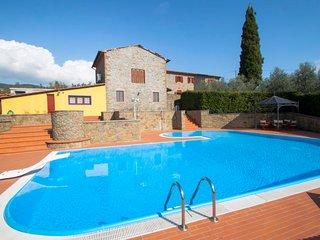 6 bedroom Villa in Rinecchi, Tuscany, Italy - 5684441