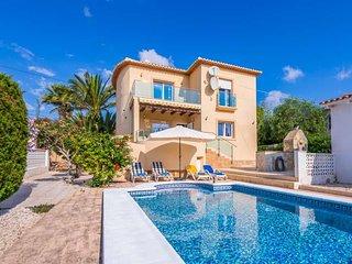 4 bedroom Villa in Ifac, Valencia, Spain : ref 5634470