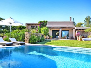 5 bedroom Villa in San Jose, Balearic Islands, Spain : ref 5629712