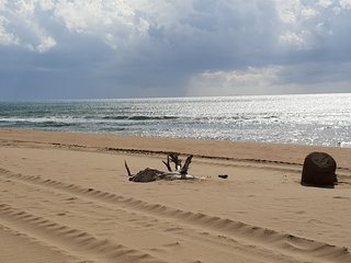Beautiful, Sabaudia Beach, Lazio, Chic Italian Beach Villa