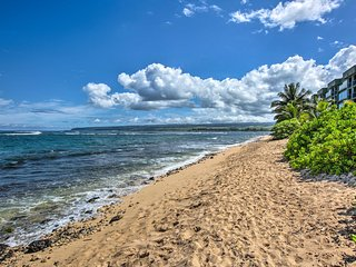 NEW-Waialua Studio w/Beach Access & Outdoor Shower