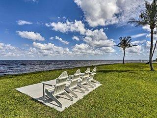NEW! Breezy Bokeelia Home w/Pool - Walk to Beach!