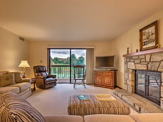 NEW! Blowing Rock Condo w/Pvt Balcony & Amenities!