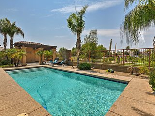 Luxury Litchfield Park Home w/ Private Lap Pool!